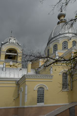 Феодосия церковь Казанской Божьей матери