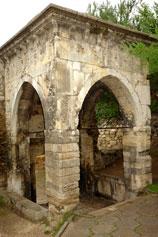 Феодосия. Приступ в Армянский храм святого Сергия