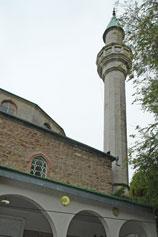 Татарская мечеть Муфтий-Джами в Феодосии