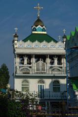 Феодосия. Звонница церкви святой Екатерины