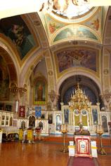 Феодосия роспись в Казанском соборе