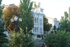 Дача Милос в Феодосии