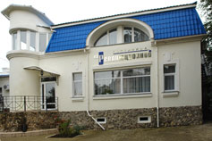 Феодосия, гостиница на Революционной