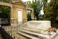 Могильный памятник И. Айвазовскому