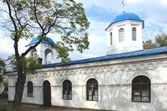 Феодосия, Введенский храм