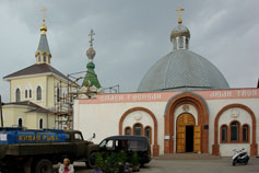 Крым, туризм, церкви Феодосии
