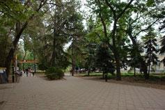 Феодосия. Парк