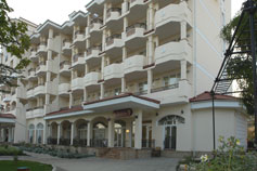 Гостиница Алые Паруса в Феодосии
