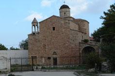 Феодосия. Армянская церковь Святых Архангелов Михаила и Гавриила (Сурб Рештакапетац)
