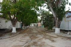 Феодосия. Старая улица