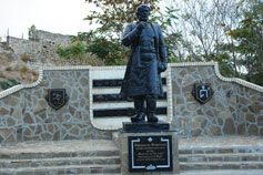 Феодосия. Памятник Афанасию Никитину