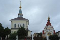 Феодосия. Церковь Всех Святых
