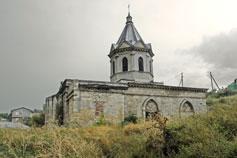 Феодосия церковь св. Георгия