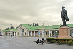 Феодосийский ж/д вокзал