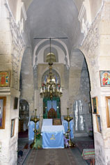 В храме Иверской иконы Божьей Матери