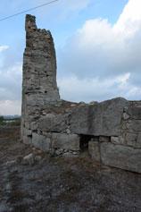Феодосия. Круглая башня