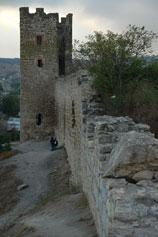 Феодосия. Башня Христа