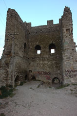 Феодосия. Старая крепость