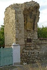 Феодосия. Крепостные ворота