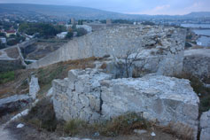 Армянская крепость - Айоц Берд
