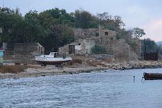 Феодосия. Древний порт Каффы