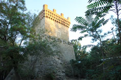 Феодосия. Башня Святого Константина
