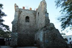 Феодосия. Крепость. Башня