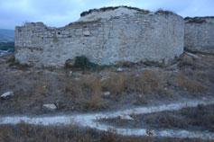 Феодосия. Башня Святого Фомы на холме Митридата