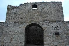Феодосия. Доковая башня