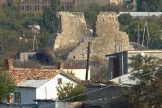 Феодосия. Старый город