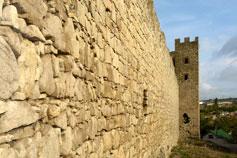 Феодосия. Крепость. Башня Климента VI
