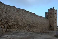 Феодосия. Крепость Кафа. Башня Климента VI
