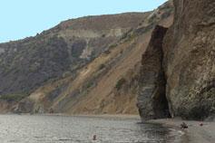 Дикий пляж Фиолента