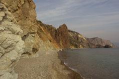 Фото пляжей Феолента