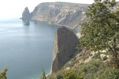 Гора Монах на Фиоленте