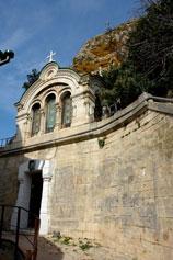 Пещерный храм Рождества Христова мыс Фиолент