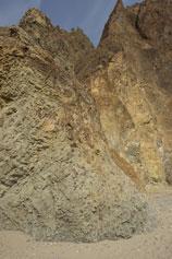 Вулканический кремнезём на мысе Фиолент