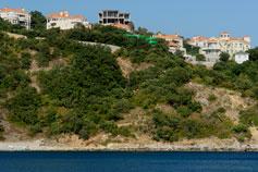 Форос, фото домов богачей.