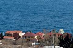 Форос. Коттеджи для отдыха на берегу моря
