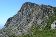Форос, горы Форос и Челеби-Яурн-Бели