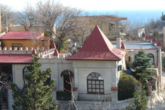 Форос. Отель Форос