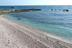 Форос. Морской берег