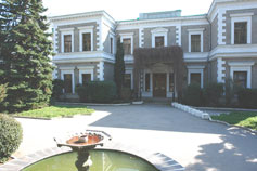 Форос. Дом Кузнецова
