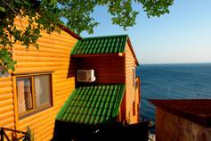 Частный мини-отель в Форосе - Прибрежный двор