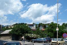 Курортный поселок Гурзуф