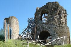 Каламита, главные ворота крепости