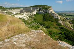Горы Инкермана