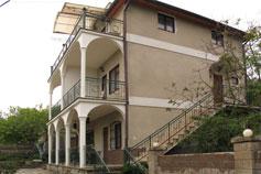Частный дом в Кацивели