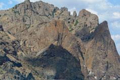 Горный хребет Хоба-Тепе (Пещерная гора)