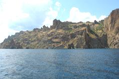 Крым. Карадаг - сказка наяву